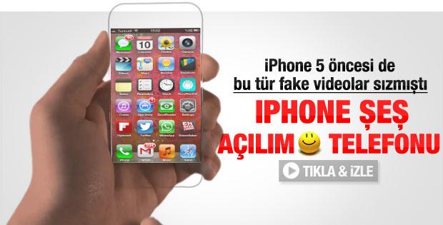 Çakma iPhone 6 videosu sizi heyecanlandırmasın