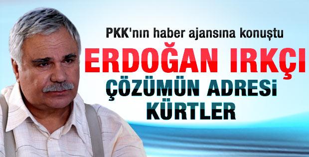 Halil Ergün'den Erdoğan'a sert eleştiri