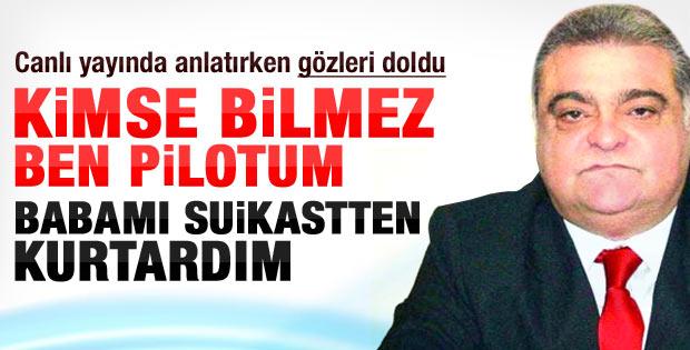 Ahmet Özal: Babam kaza süsü verilerek öldürülmek istendi