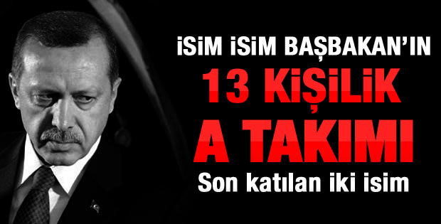 Başbakan Erdoğan'a iki yeni danışman