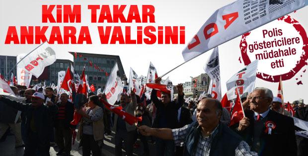 Ankara'da 29 Ekim mitingi