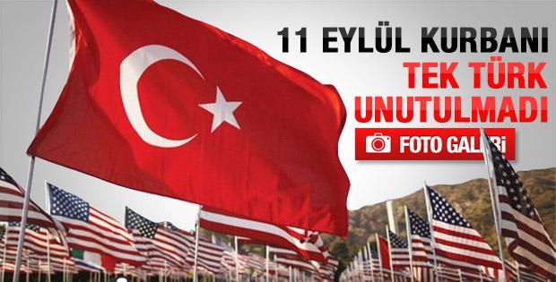 11 Eylül'de ölen Türk de unutulmadı - Galeri