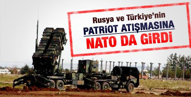 NATO'dan Rusya'ya Patriot açıklaması