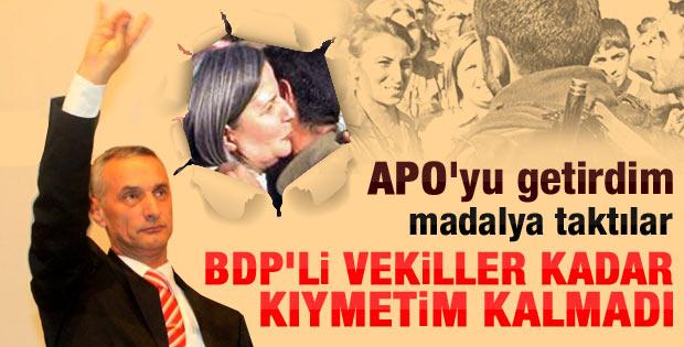 Engin Alan: BDP'liler kadar kıymetim yok