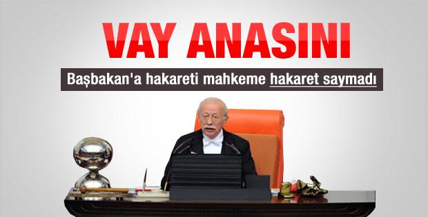 Başbakan Erdoğan - Oktay Ekşi davasının gerekçeli kararı
