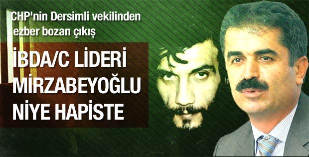 CHP'li Aygün'den sürpriz Mirzabeyoğlu çıkışı