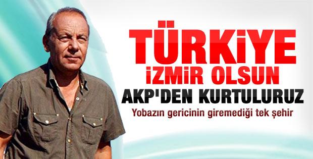 Coşkun: İkinci Kurtuluş Savaşı İzmir'den başlayacak