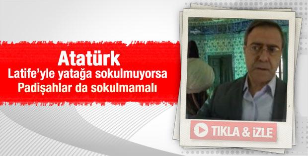 Armağan: Atatürk gibi Padişahlar da korunsun