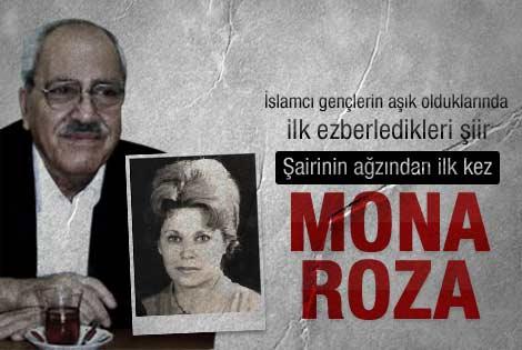 Karakoç ilk kez Monna Rosa şiirinin hikayesini anlattı
