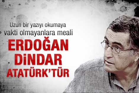 Hasan Cemal'in AK Parti Atatürk karşılaştırması