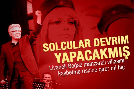 Emre Aköz'ün Livaneli ve Grup Yorum tepkisi