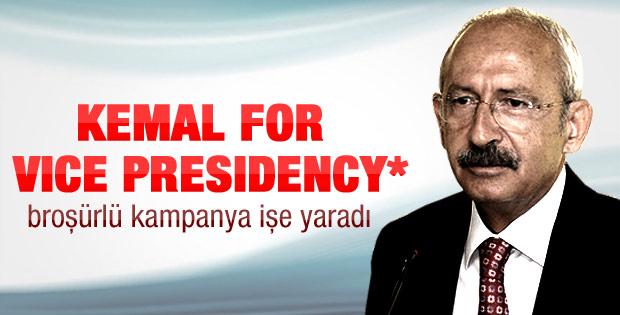 Sosyalist oyları Kılıçdaroğlu'na