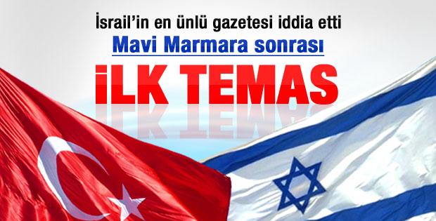 İsrailli gazete Haaretz: Türkiye ile görüşmeler başladı