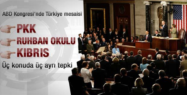 ABD Kongresi'nde Türkiye mesaisi