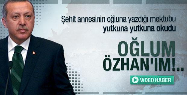 Erdoğan'ın Kadın Kolları Kongresi konuşması