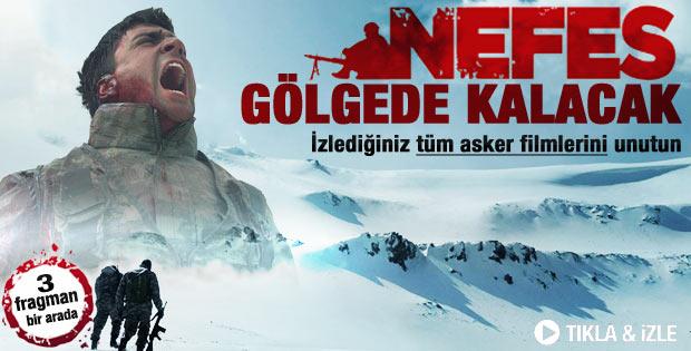 Nefes'i gölgede bırakacak film: Dağ