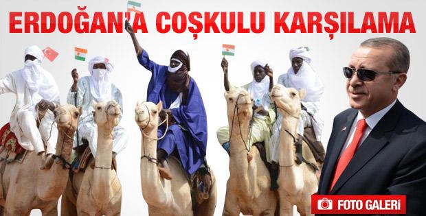 Başbakan Erdoğan Nijer'de - Galeri