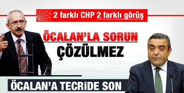 CHP'li Tanrıkulu: İmralı'daki tecrit sona erdirilmeli