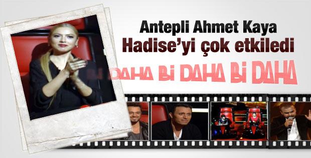 O Ses Türkiye'de Ahmet Kaya rüzgarı
