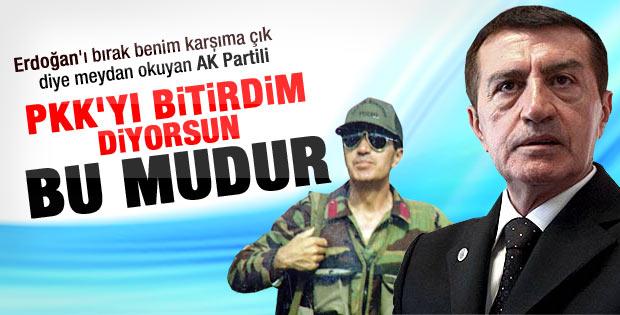 Osman Pamukoğlu'na ağır suçlama