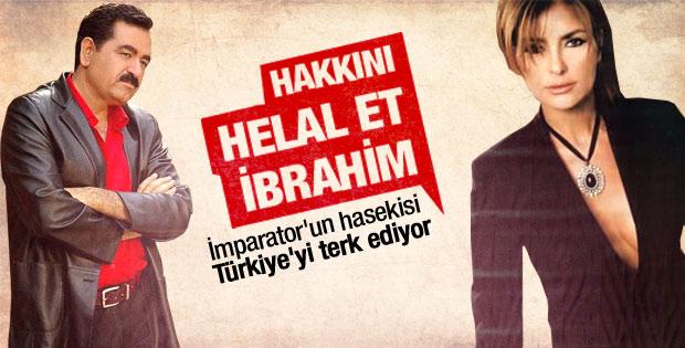 Derya Tuna: İbrahim hakkını helal etsin