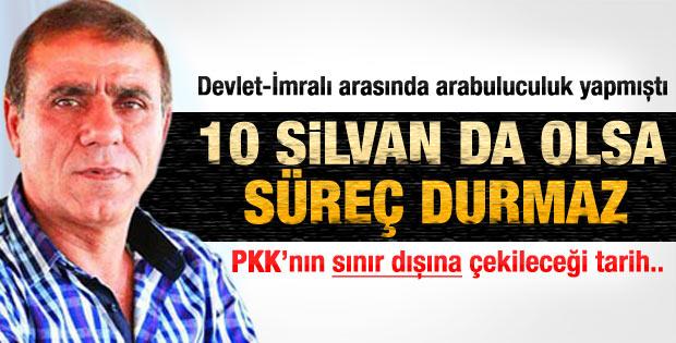 PKK'nın sınır dışına çekileceği tarih