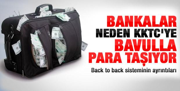 Bankalar neden KKTC'ye bavulla para taşıyor