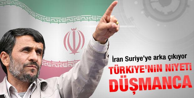 İran'dan Türkiye hakkında sert mesaj