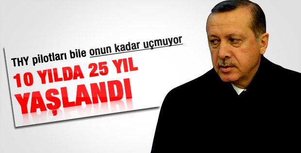 Çelik: Erdoğan 10 yılda 25 yıl yaşlandı