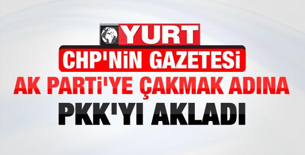 Yurt gazetesi: Gaziantep saldırısı El Kaide işi