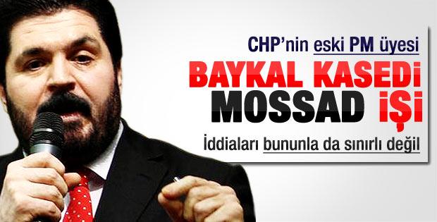 Sayan: Baykal'a komplo MOSSAD'ın işi