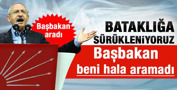 Kılıçdaroğlu PKK'nın kaçırdığı Aygün'le ilgili konuştu