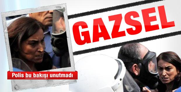 İstanbul Aksaray'da BDP'li vekillere biber gazı