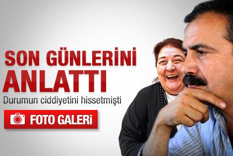Sırrı Süreyya Önder'in dilinden Meral Okay