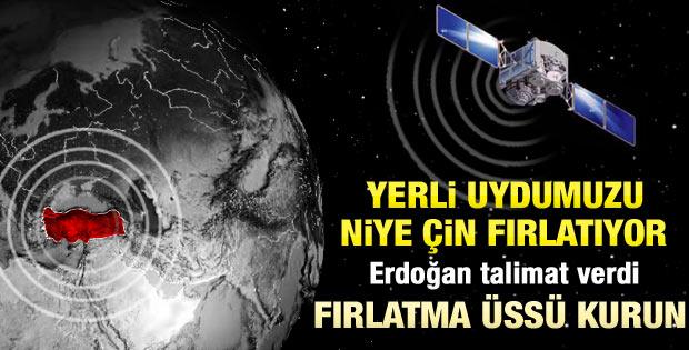 Birileri Türkiye'yi gözetliyor