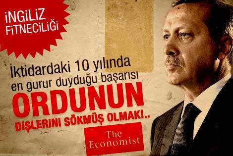 Economist'in 28 Şubat operasyonları analizi