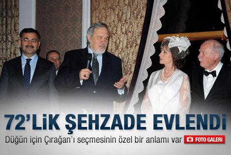 Çırağan'da şehzade düğünü - Foto