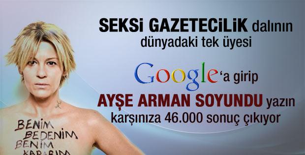 Cüneyt Özdemir'den Ayşe Arman'a: Seviş-soyun-yaz