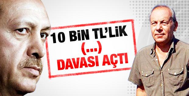 Erdoğan'dan Bekir Coşkun'a üç nokta davası