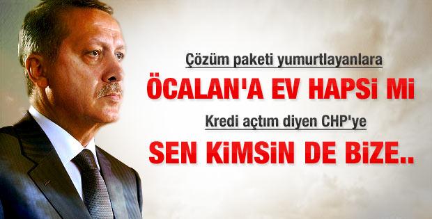Erdoğan Afrika ziyareti öncesi açıklama yaptı