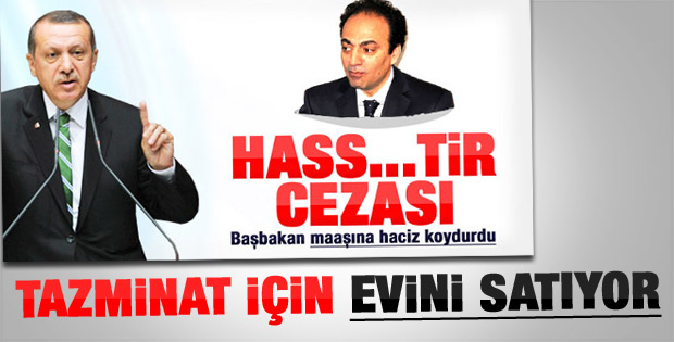 Osman Baydemir tazminat için evini satacak