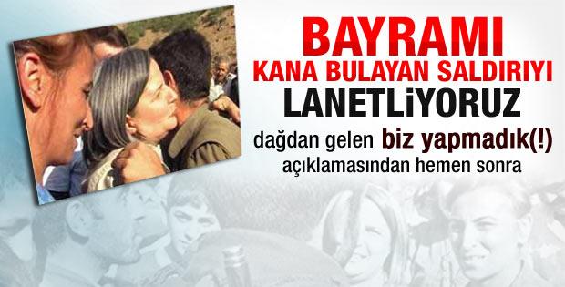 BDP'den Gaziantep'teki saldırı için açıklama