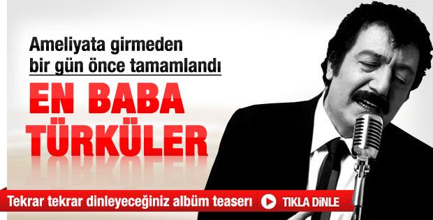 İşte Müslüm Gürses'in yeni albümünden 3 türkü