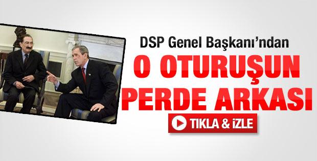 Masum Türker: Ecevit'i ABD indirdi