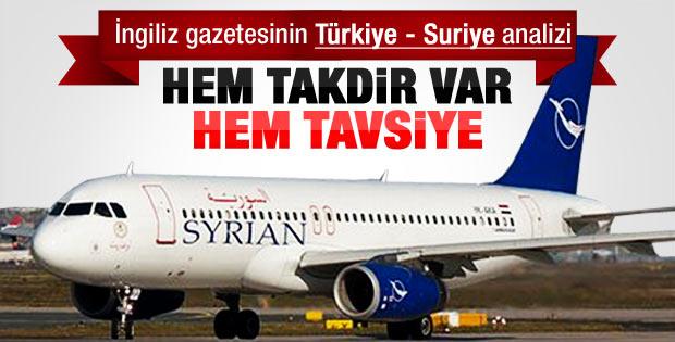 Independent: Türkiye için risk alma zamanı değil