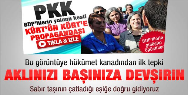 Ertuğrul Günay'dan BDP'li vekillere sert tepki