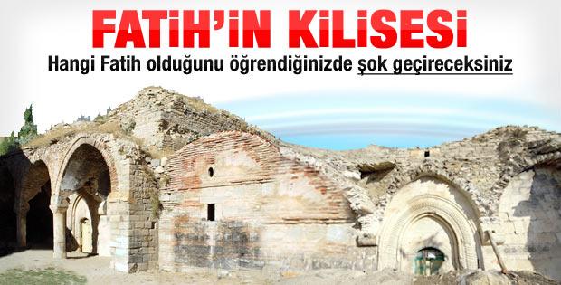 Fatih Altaylı: Van'daki kilise benim