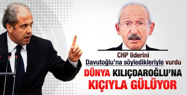 Şamil Tayyar: Dünya Kılıçdaroğlu'na kıçıyla gülüyor