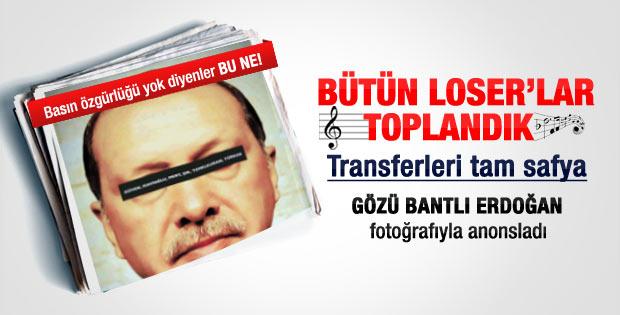 Birgün'ün çok konuşulacak Erdoğan manşeti