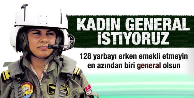 TSK'daki kadın subay sayısı açıklandı